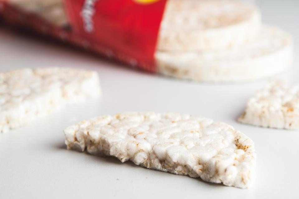 rice cakes snack food