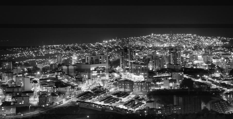 Manizales Colombia Ciudad City Noche Night lights