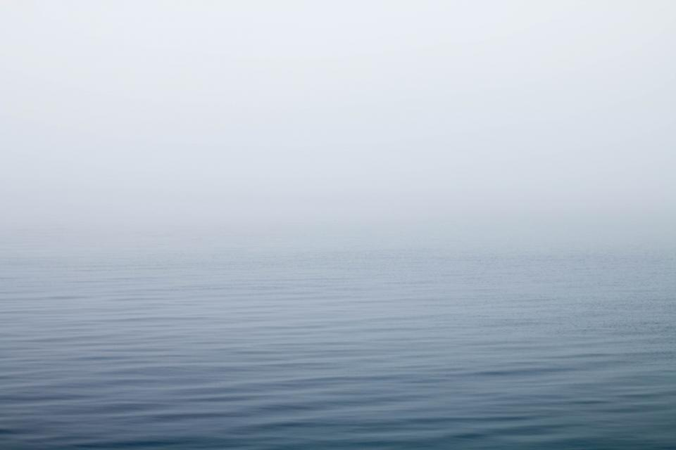 sea ocean water calm nature