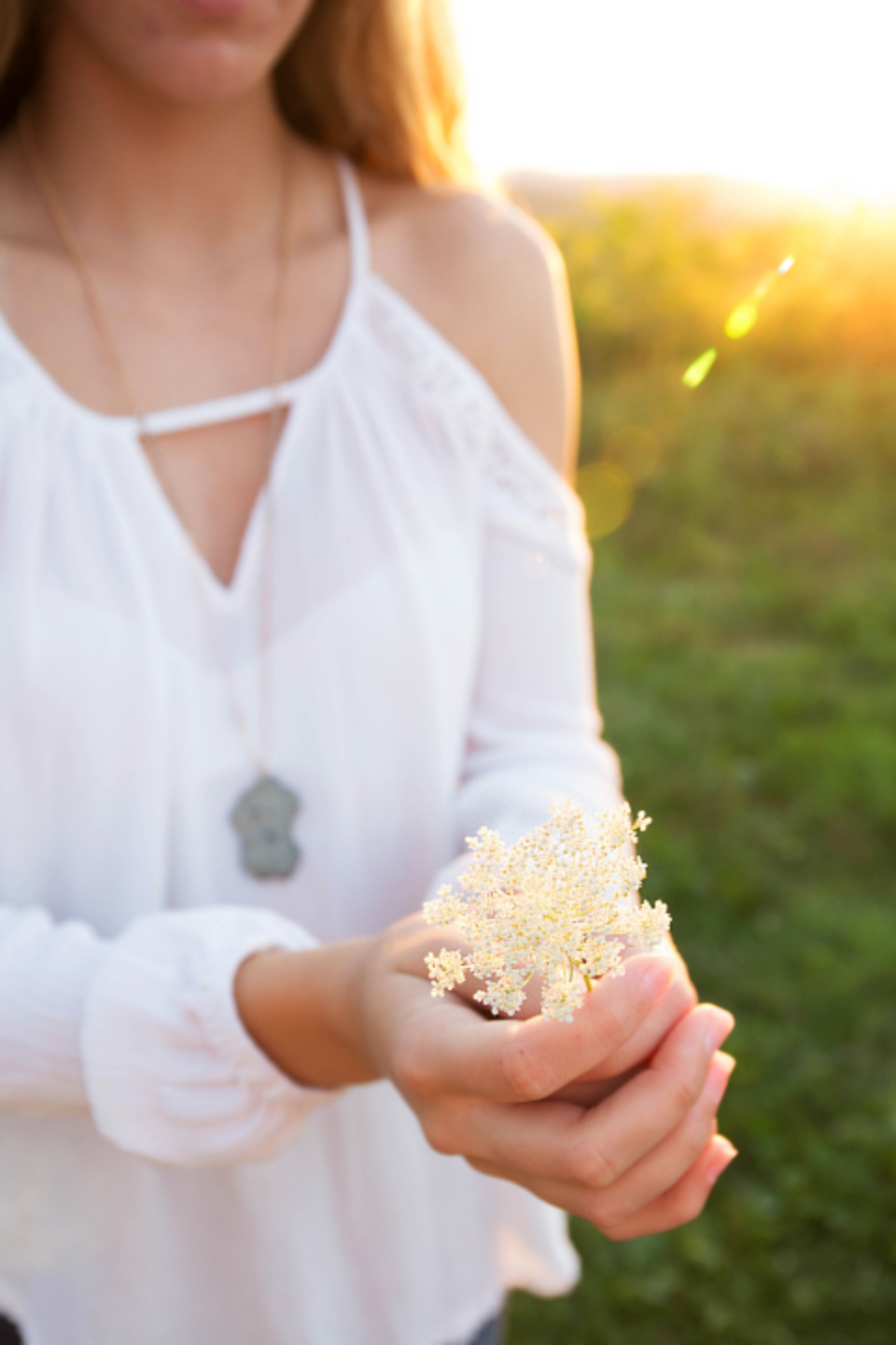 woman holding flowers lady female bouquet flora garden fresh nature outdoors person pretty beautiful summer style sunlight bokeh