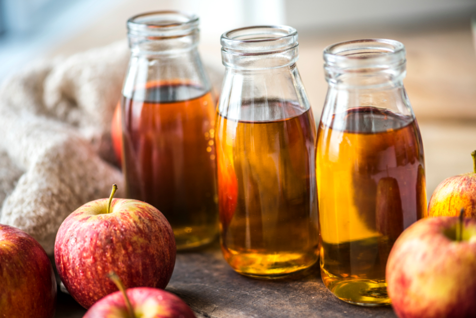 apple beverage bottle cider closeup cooking cuisine diet dieting dressing food food photography food styling fresh freshly squeezed fruit glass glass bottle harvest health healthy homemade ingredient juice liquid macro natural nutrition organic