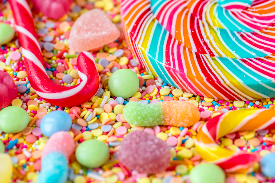 background birthday bonbon candy candy cane candycane cane cc0 celebration chewy childhood closeup colorful confection confectionery confetti sprinkles creative common 0 creative commons 0 delicious dessert edible festive flavor fo