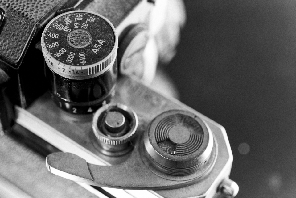classic camera vintage photography photographer hobby professional retro film slr monochromatic