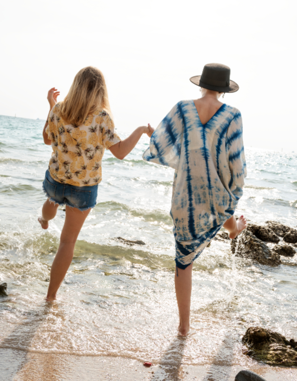 adventure carefree casual caucasian cheerful coast destination enjoy friends friendship girls holding holidays journey joy leisure nature scenic sea summer sunny together tour tourism travel traveling people beach water o