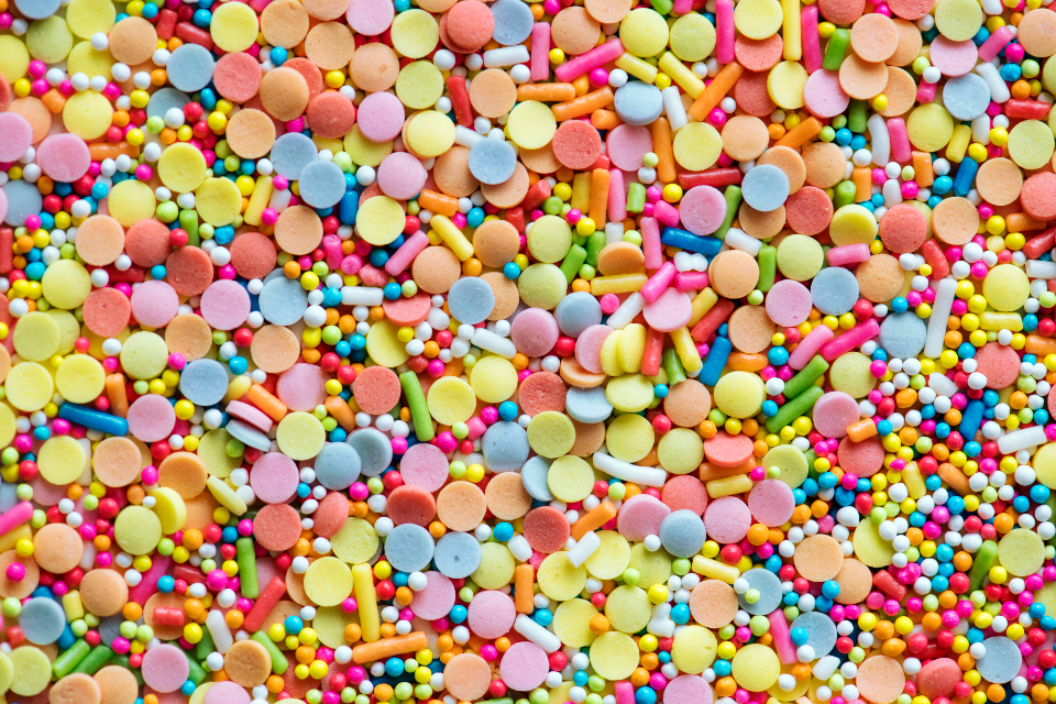 background bakery birthday bonbon button candy candy background candy world celebration childhood closeup colorful confection confectionery confetti confetti sprinkles decoration delicious festive food goodies group junk mix orn