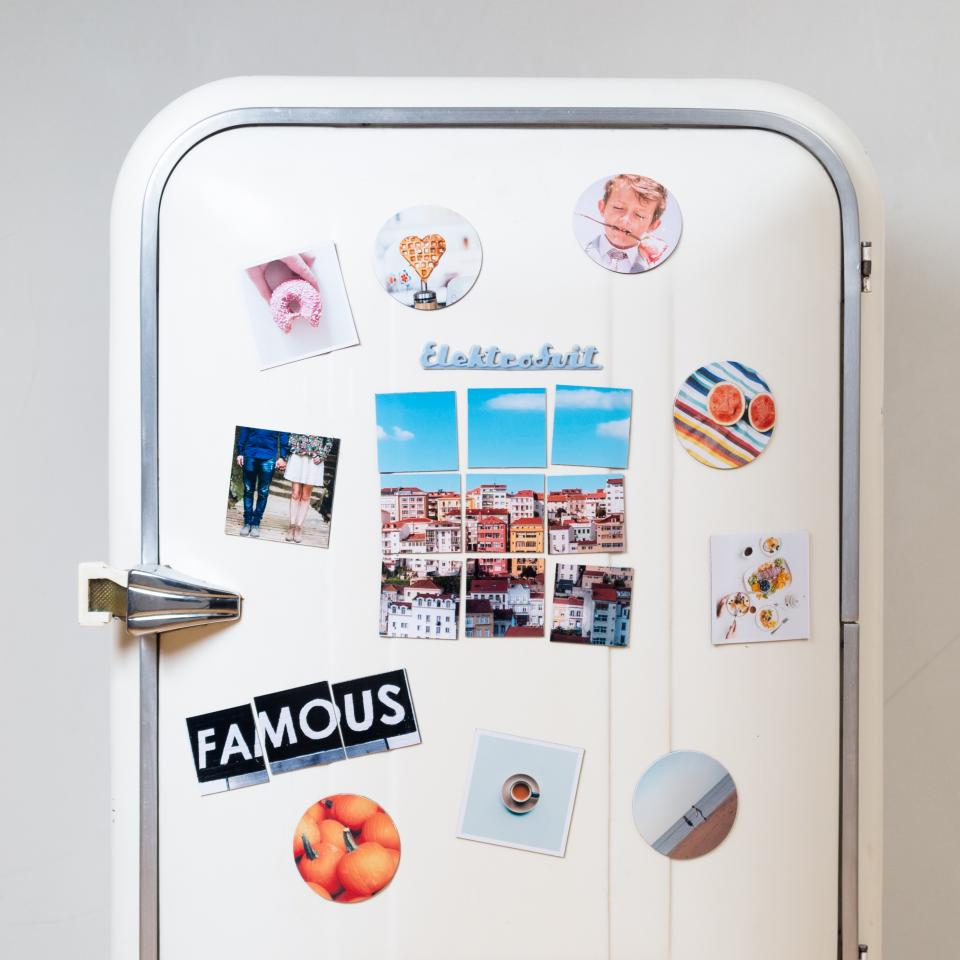door art design stickers white famous picture photograph