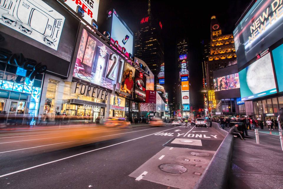 Free stock photo of Times Square New York