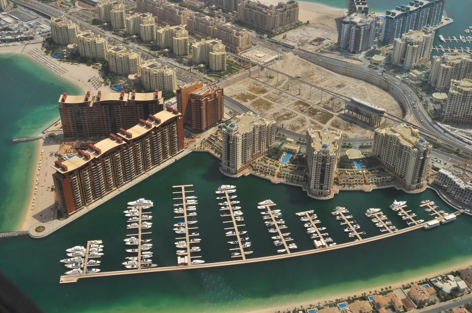 architecture buildings office residential city skyscrapers high rise infrastructures concrete industrial urban metro dubai