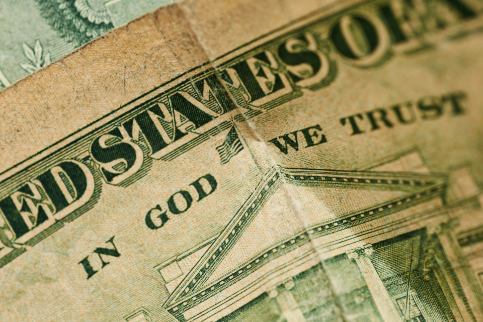 money cash close up bill currency america bank business paper note finance banknote macro dollar worn usa