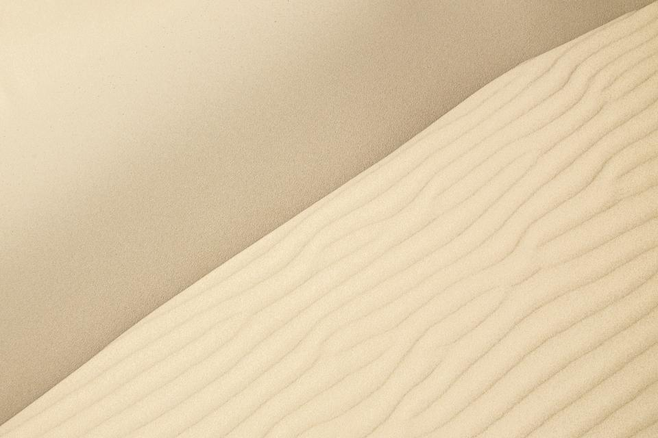 nature desert sand beige patterns texture minimalist