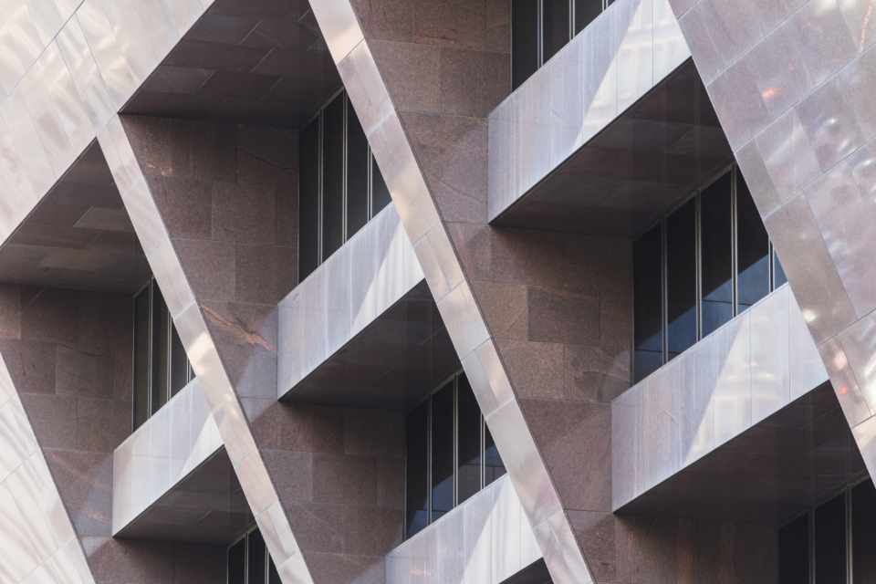city building pattern abstract structure architecture business windows modern design concrete facade corporation office