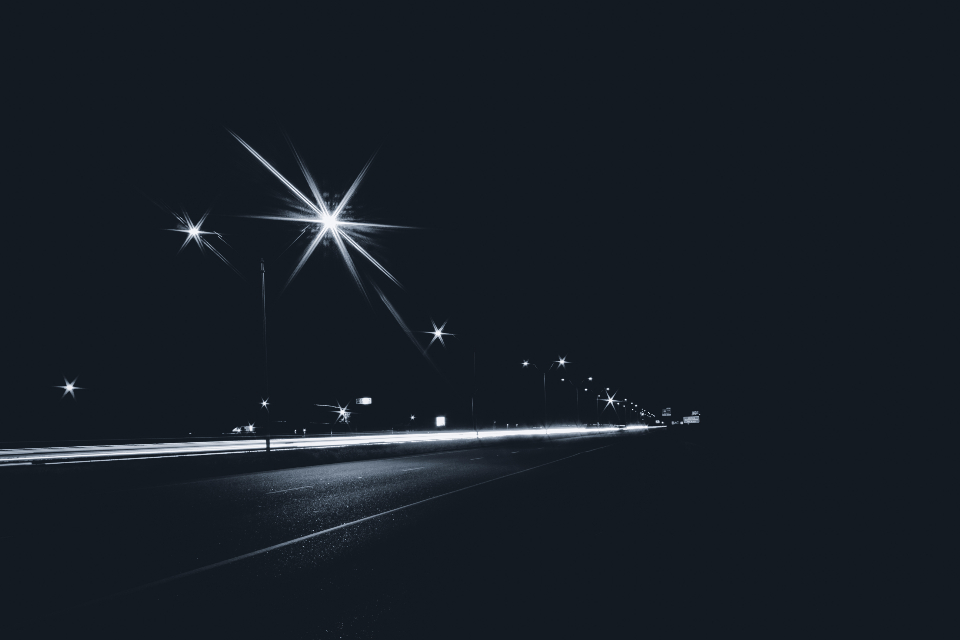 abstract background black and white black and white background black and white cityscape blur business car city city background city background night dark empty exposure fast fast cars fast moving freeway highway highway cars highway lights