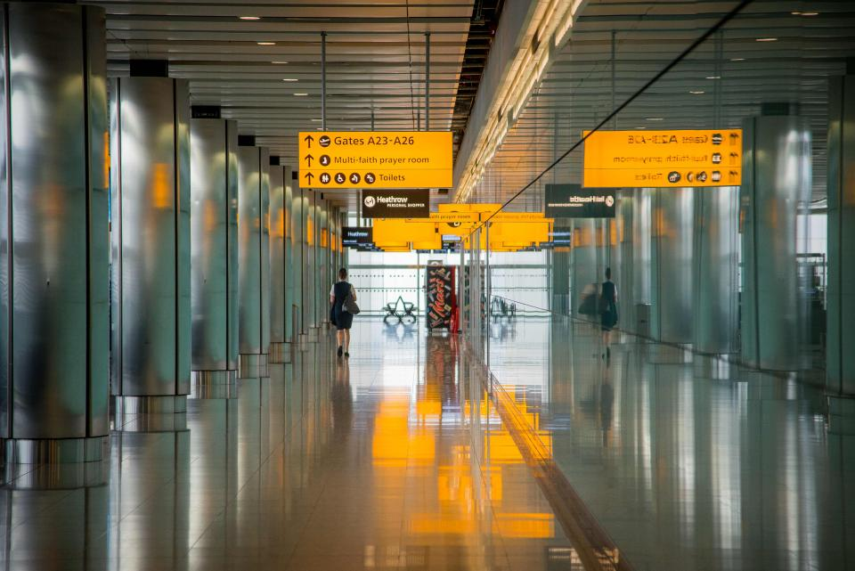 airport gate terminal people transportation travel trip vacation