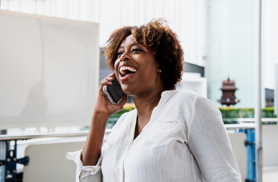 african american american black cellphone cheerful communication community connecting connection conversation data device digital electronic gadget global happiness happy information innovation internet media mobile net