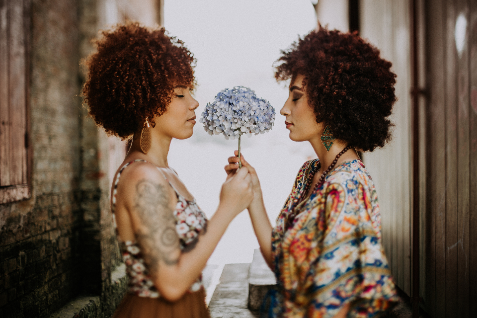 woman fashion afro hair beautiful female girl models photoshoot pose