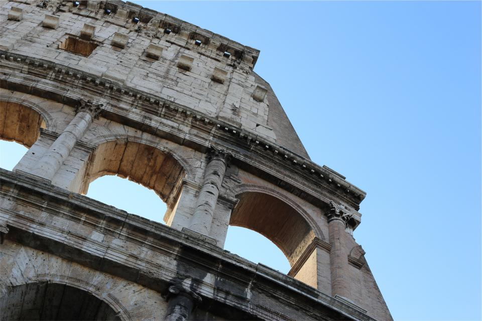 Colosseum Rome Italy history architecture