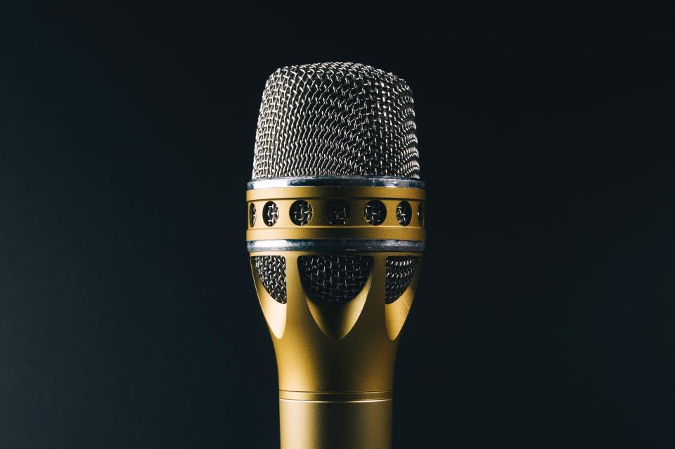 microphone audio recording music