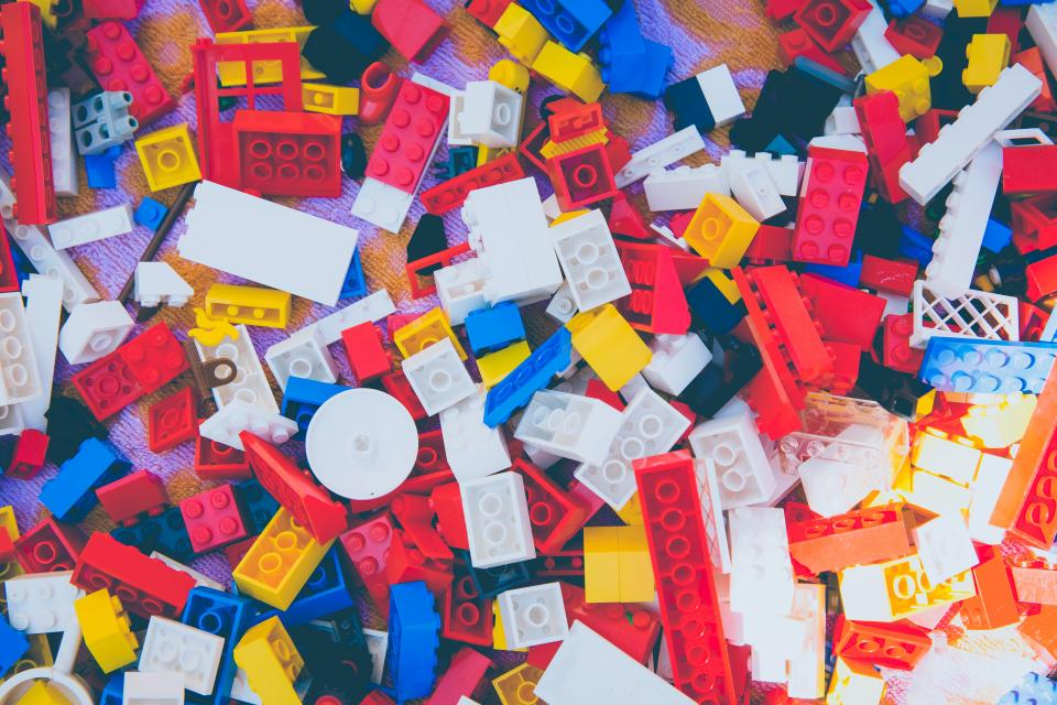 lego pieces legos fun shapes colours colors