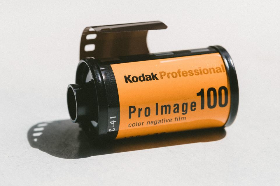 photography material brand negative film
