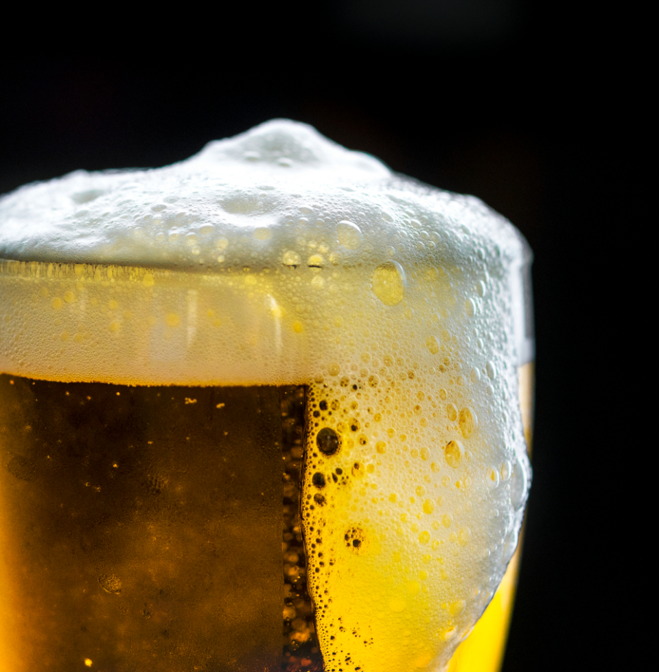 alcohol ale background bar beer beverage brewed brewery bubble celebration close up cold cold drink draft draught drink drinking drunk foam glass hangout hops lager light liquid macro oktoberfest party pint pub