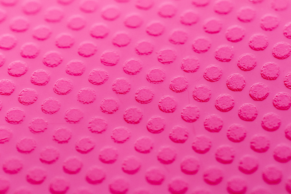 pink dotted texture macro close up wallpaper background abstract design pattern circles surface plastic