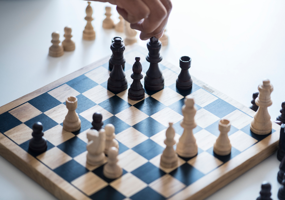 business strategy challenge chess closeup competition decision english european game german hands help mind game mind games performance person planning playing russian solution strategy strength