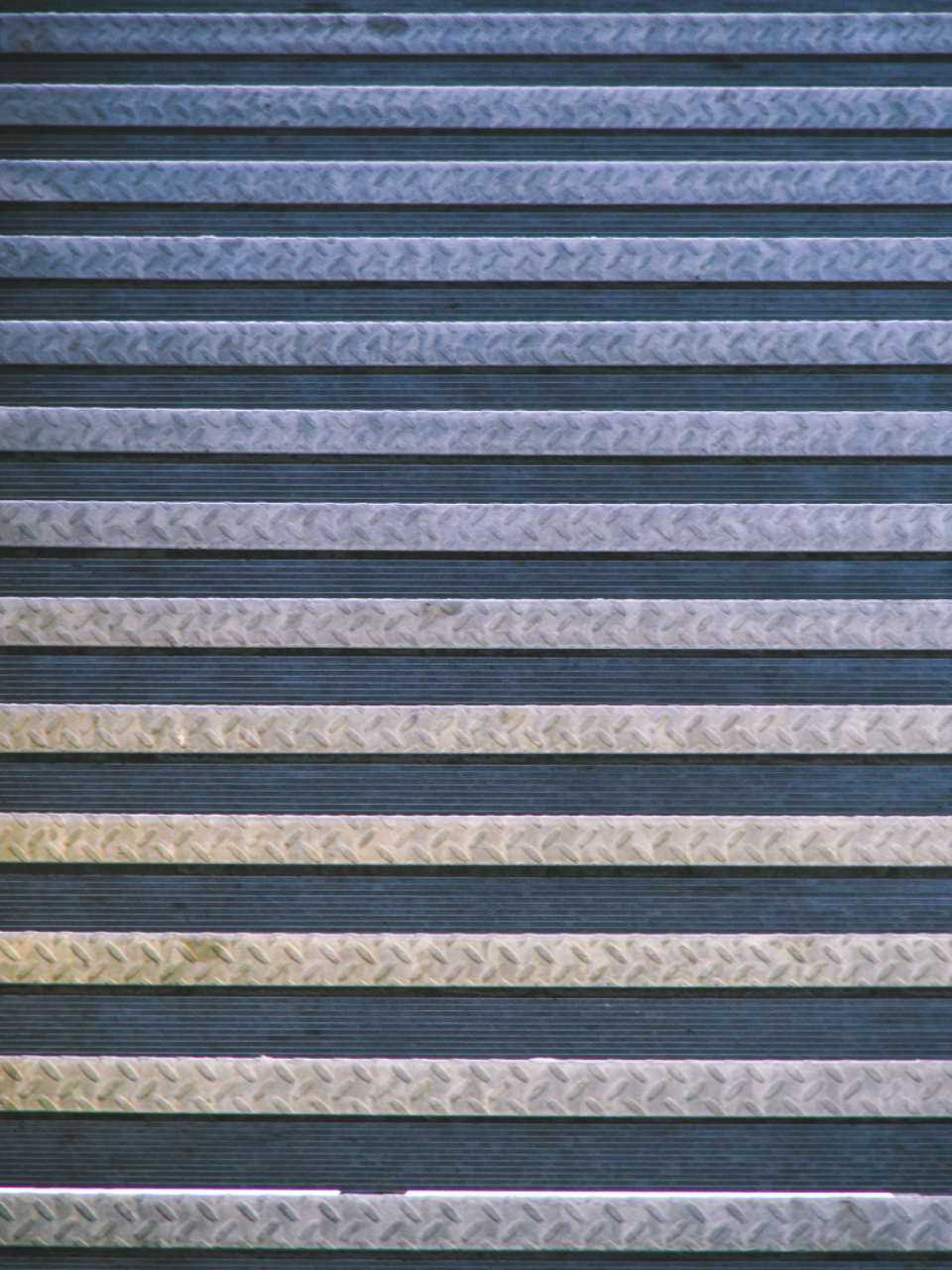 abstract metal exterior