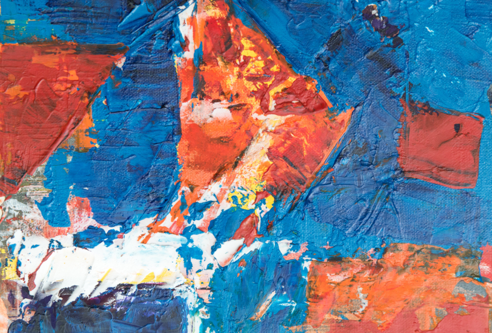 Free stock photo of abstract paint
