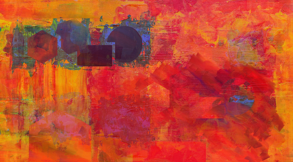 Free stock photo of abstract painting
