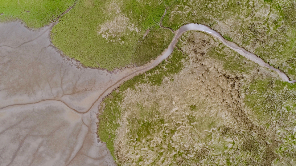 Free stock photo of aerial sand