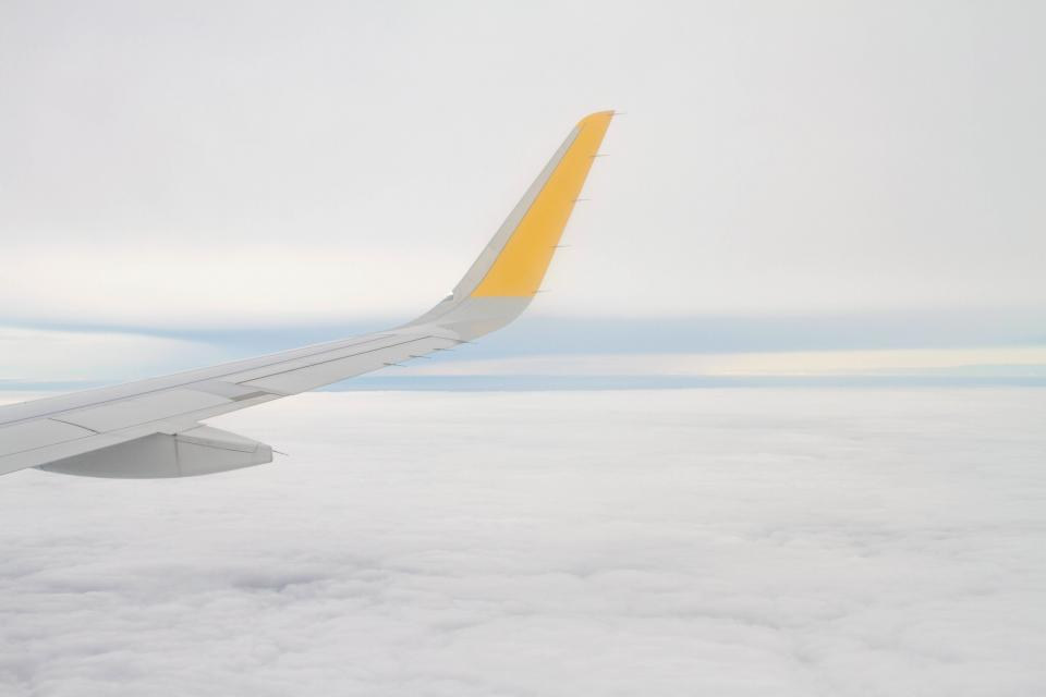 airplane airline travel