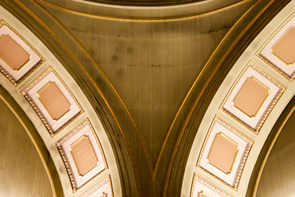 architecture abstract arches