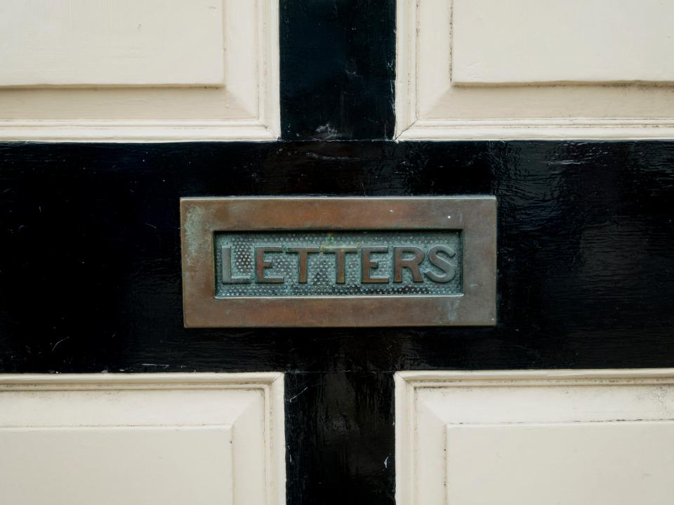 Free stock photo of architecture letters