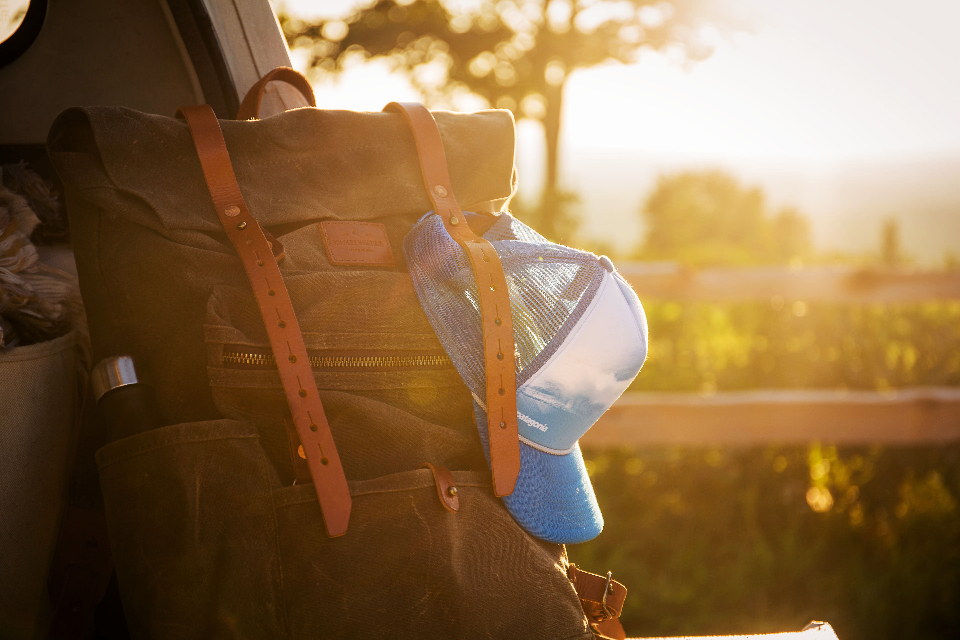 Free stock photo of backpacking trip