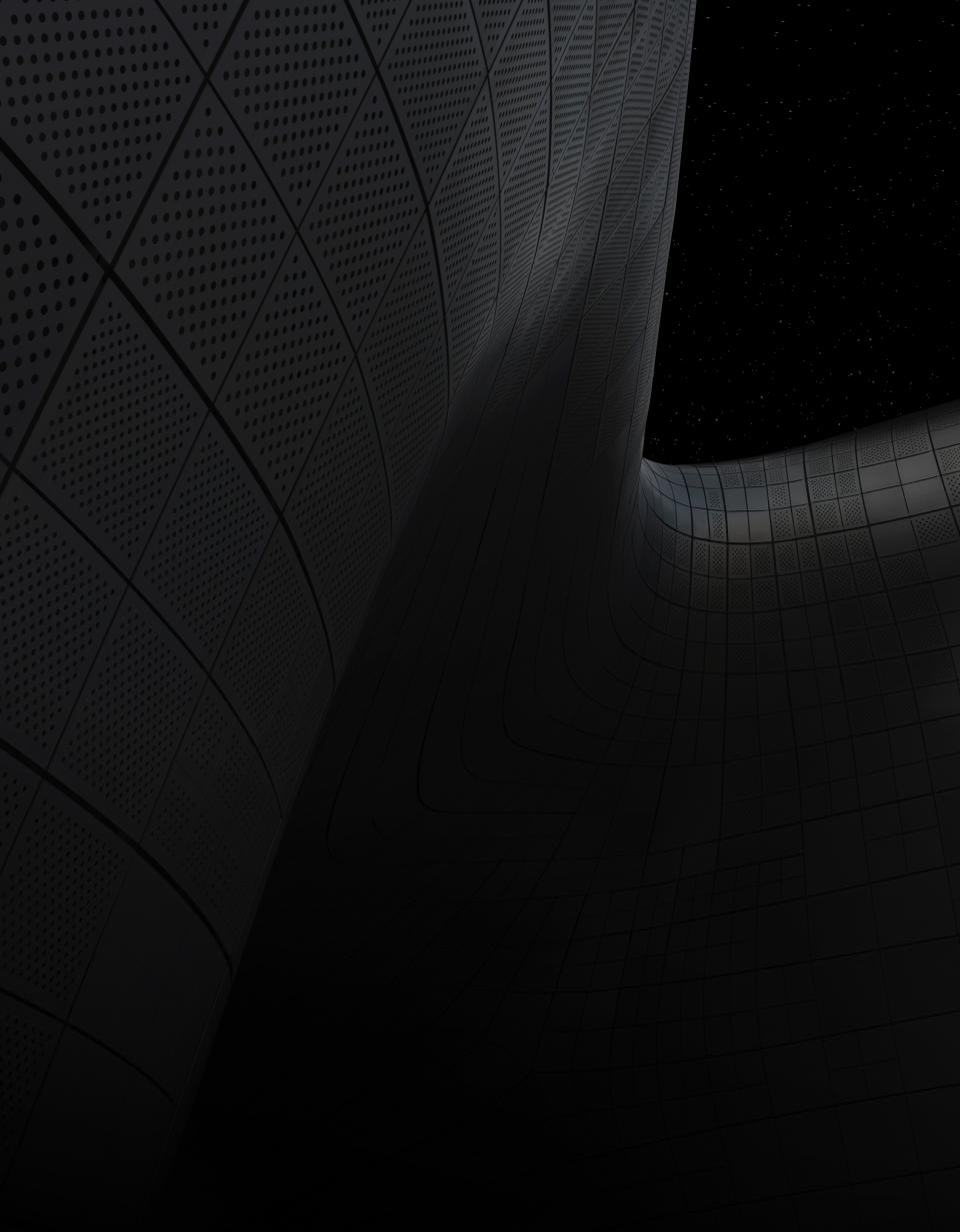 Free stock photo of black curves
