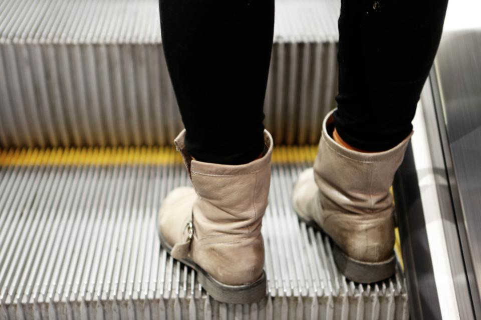 Free stock photo of boots pants