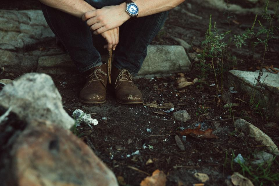 Free stock photo of boots people
