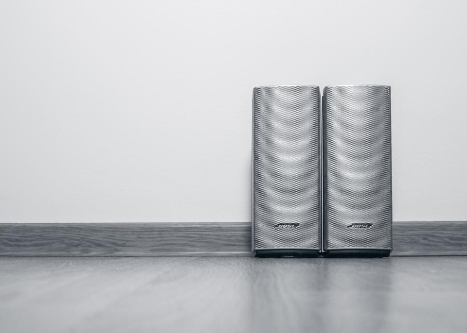Free stock photo of bose speakers