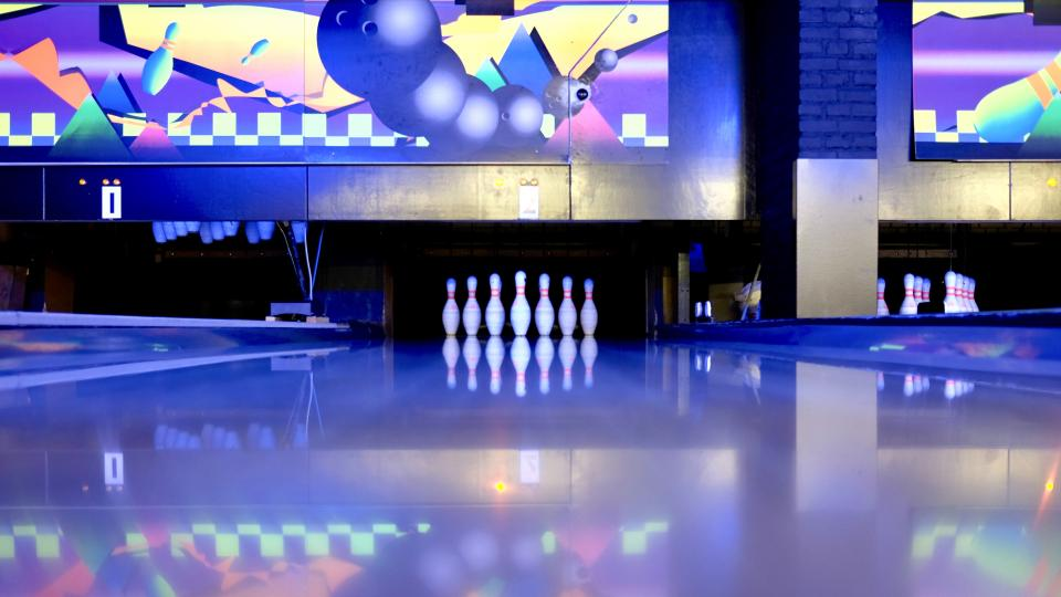 Free stock photo of bowling sport