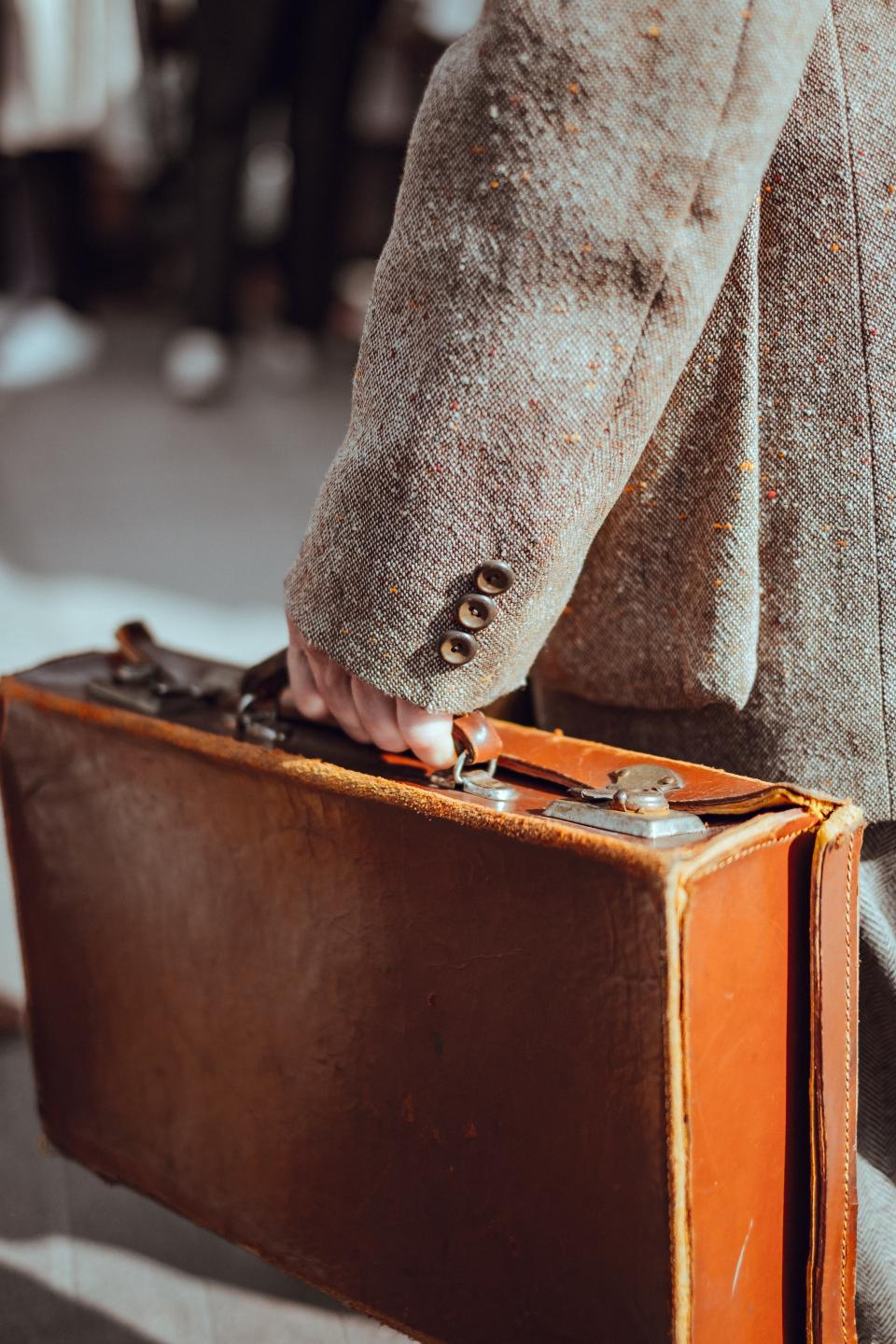 Free stock photo of brown leather