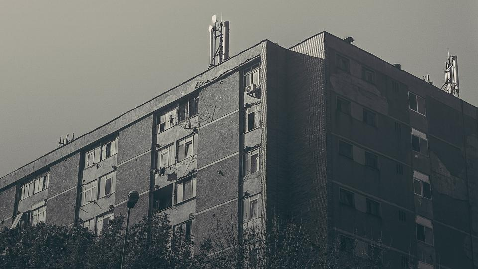 Free stock photo of building apartment