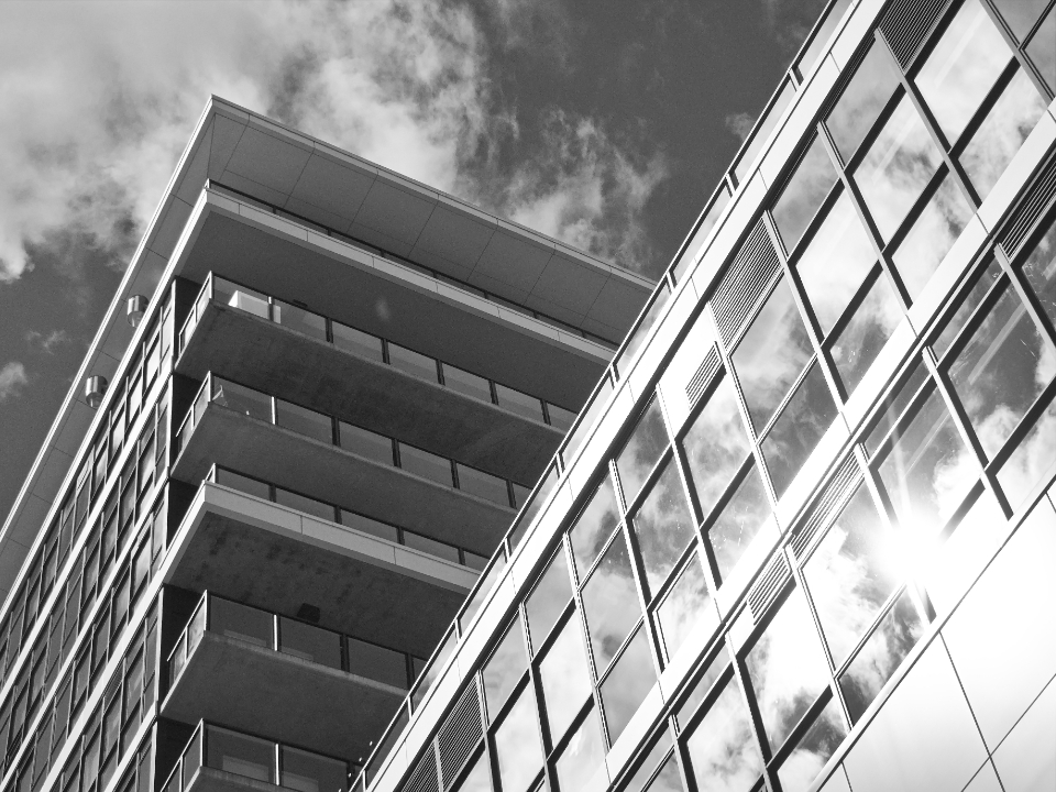 Free stock photo of building perspective