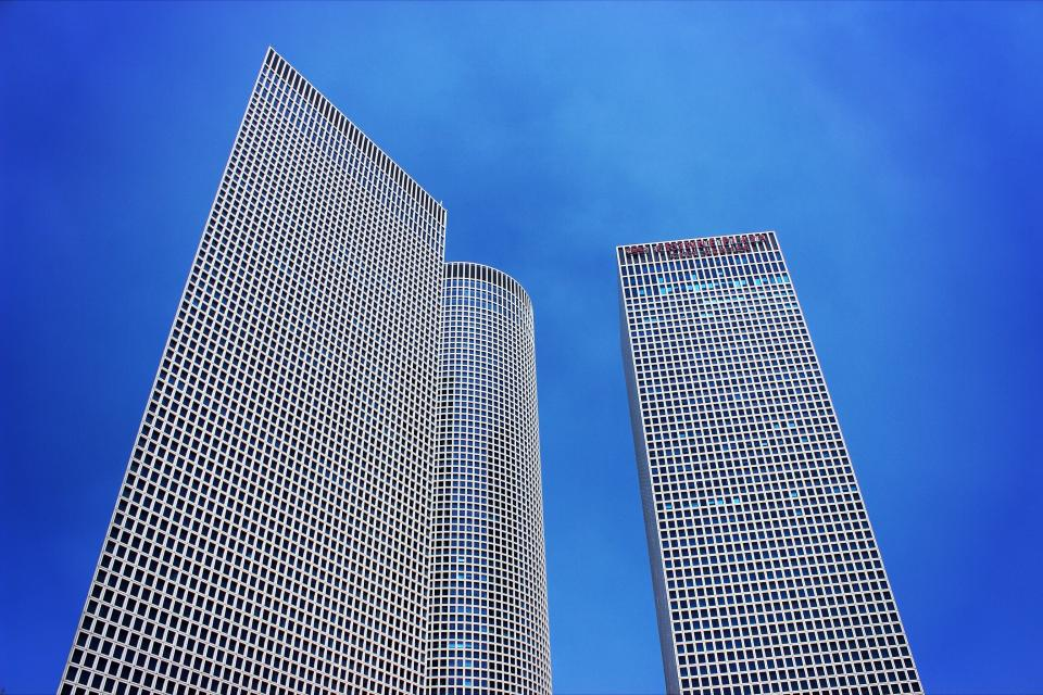 buildings towers high rises