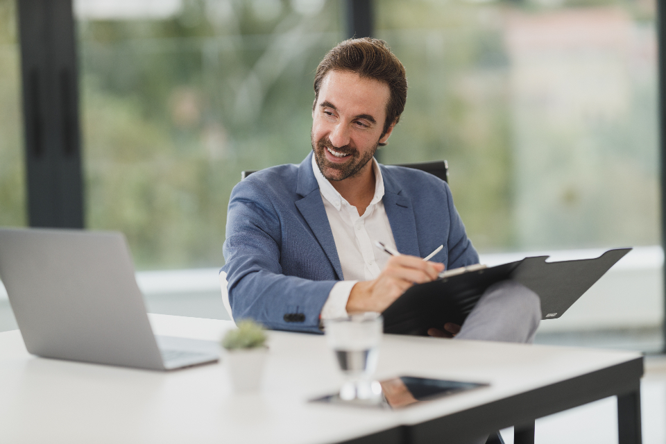 Free stock photo of business man