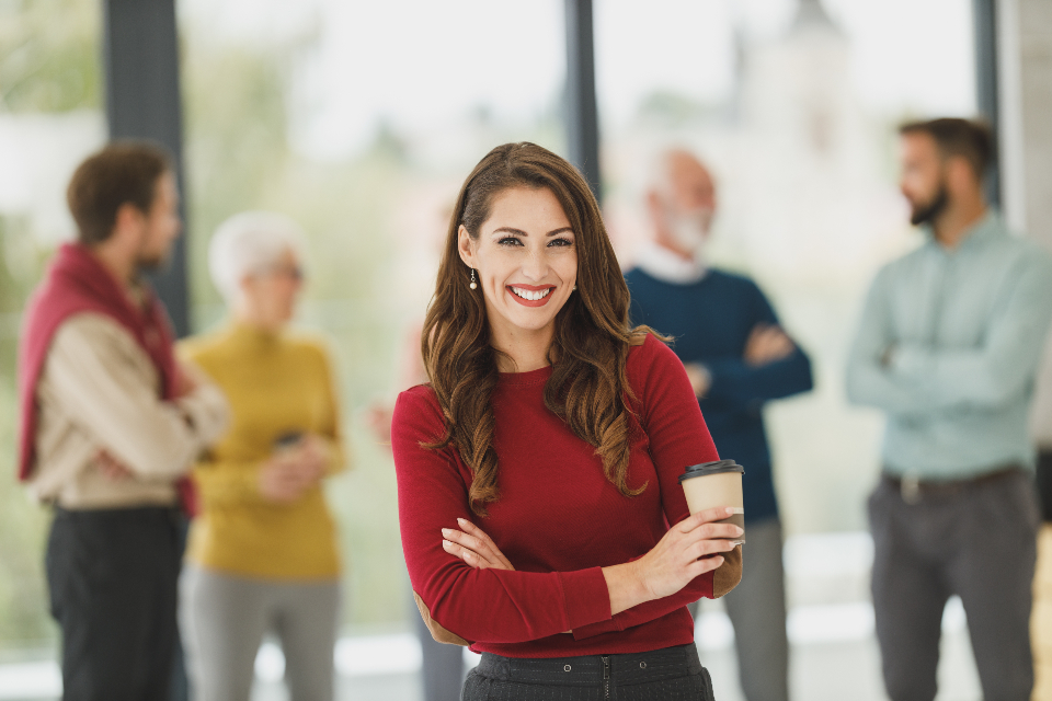 Free stock photo of business woman