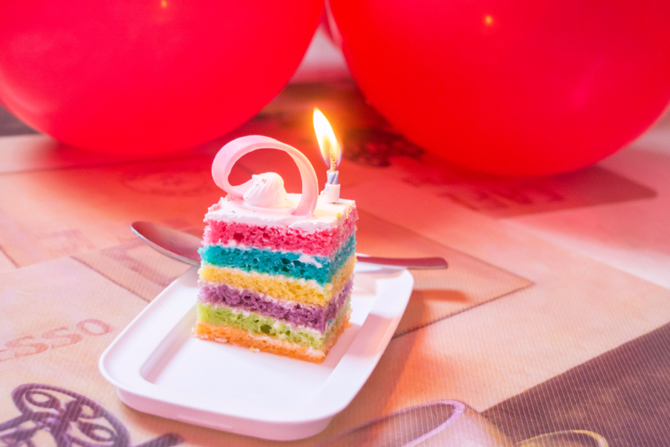 Free stock photo of cakes candles