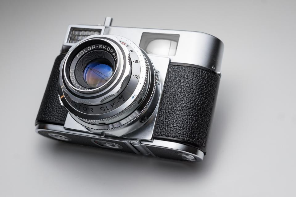 Free stock photo of camera old