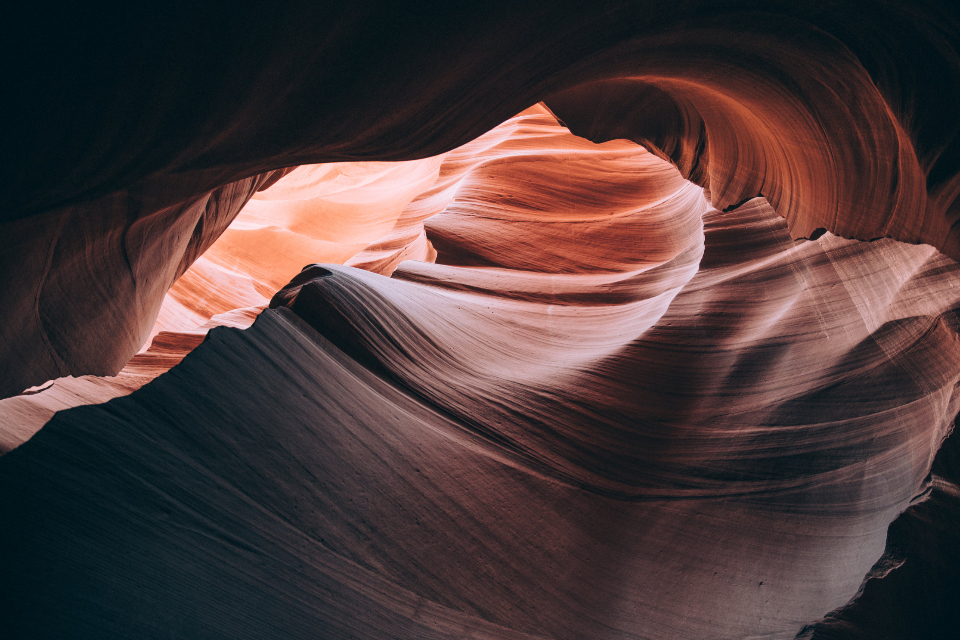 Free stock photo of canyon cave