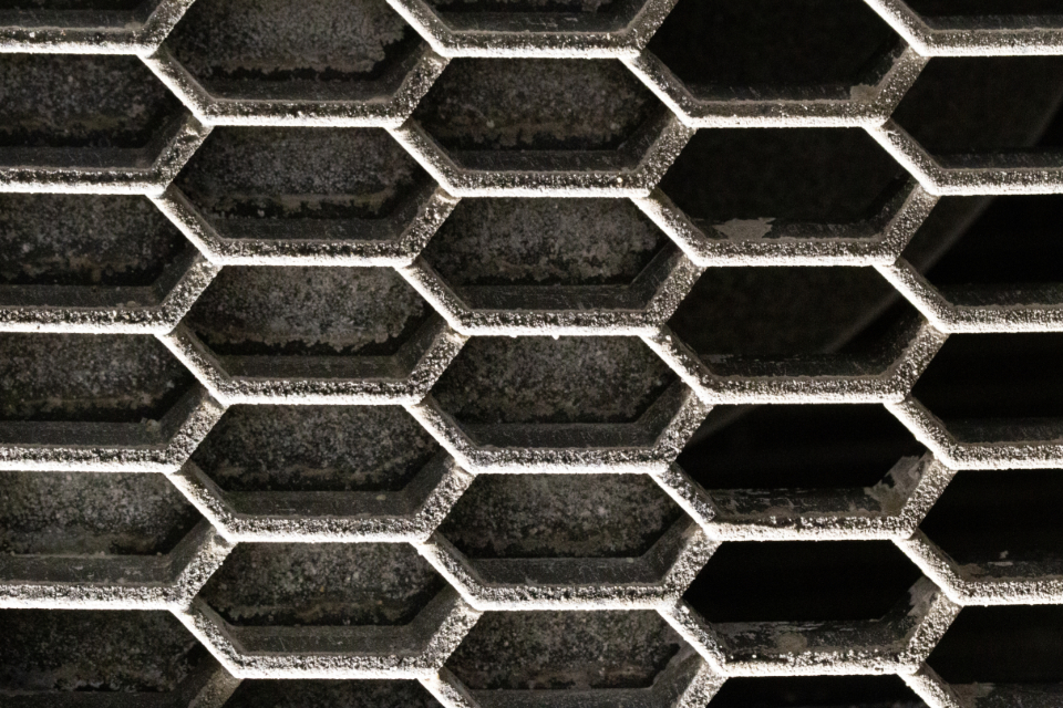 Free stock photo of car grille