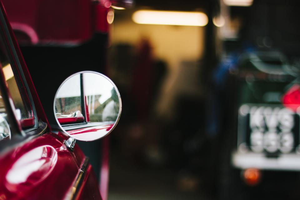 Free stock photo of car side